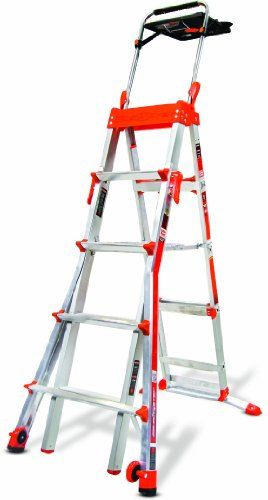 Deal of the Day: Little Giant Adjustable Step Ladder