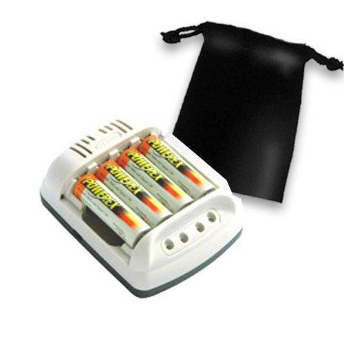MAHA MH-C401FS 100 min AA / AAA Battery Charger