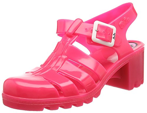 JuJu ShoesBABE - Sandali donna , Rosa (Pink (Pearl Pink)), 36