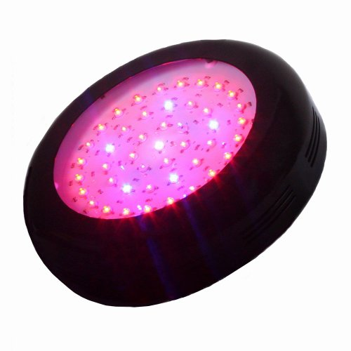 Eteyo 135Watts Led Grow Light Ufo Power Lamp 7 Band High Quality Easy To Opearation