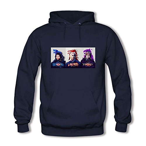 Womens Hoodies Game of Thrones Jon Snow and Daenerys Sweatshirts S