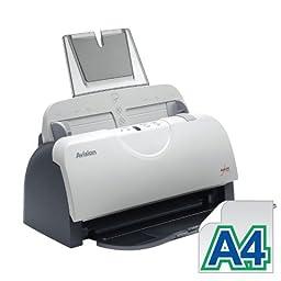 Avision AV122 Desktop Sheetfed Scanner
