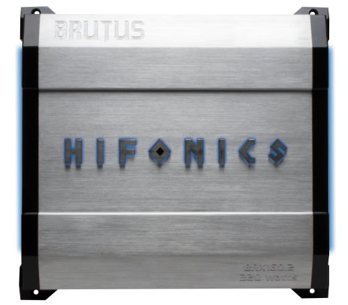 Hifonics Brx160.2 Brutus Vehicle Stereo Amplifier