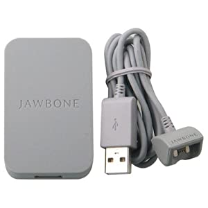 OEM Jawbone 2 Travel Wall Charger Plug with Charging USB Cable Kit 740-00014 - NOT FOR JAWBONE UP SERIES