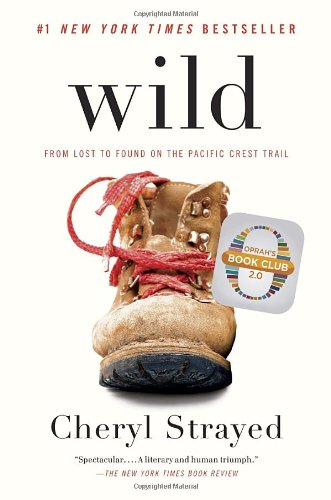 Book cover to 'Wild'