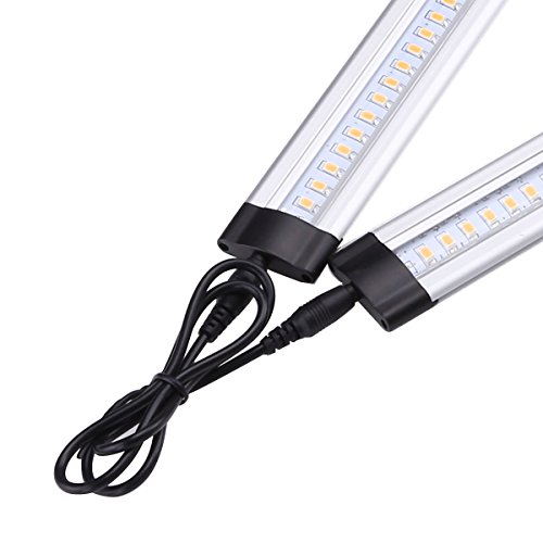under cabinet lighting kit kitchen counter led light bar dimmable remote control. Black Bedroom Furniture Sets. Home Design Ideas