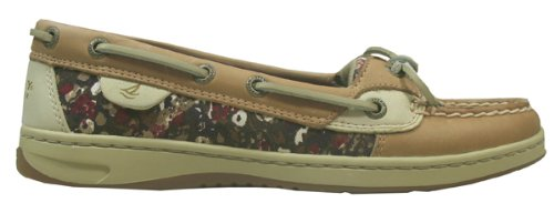Sperry Women's Angelfish (10 m, linen/ditsy)