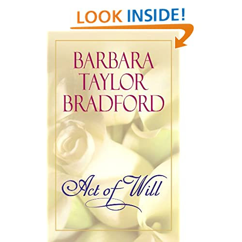 Act of Will (Center Point Premier Romance (Large Print))