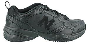 New Balance Men's MX624, Black-10