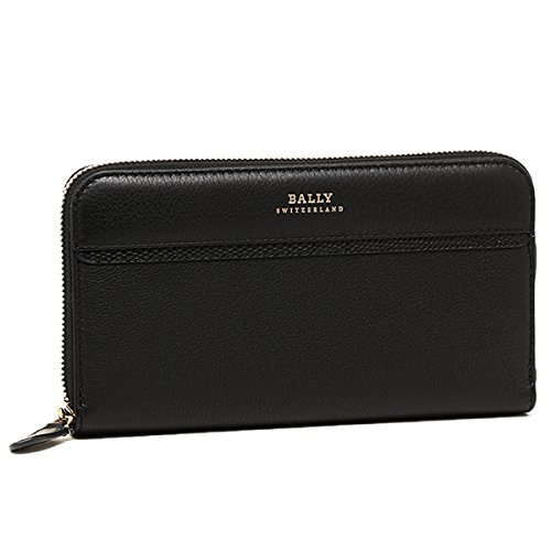 (バリー) BALLY バリー 財布 メンズ/レディース BALLY 6185970-160 DIESIS 長財布 ブラック[並行輸入品]