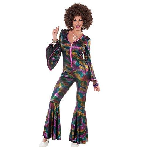 Amscan - 843060-55 - Un Juego Disco para las mujeres - One Size
