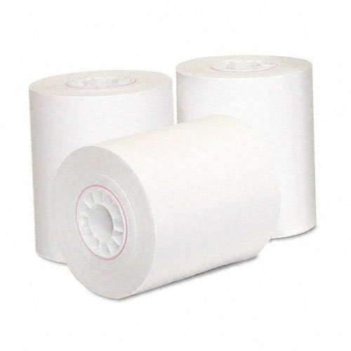 "BAM POS, Thermal Receipt Paper 2 1/4"" x 85 Paper Tray Pack (10 Rolls)"