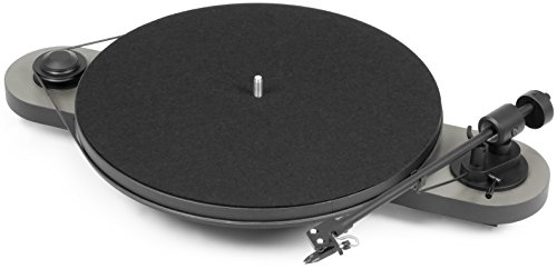 Pro-Ject Elemental Turntable (Grey) (Turntable Elemental compare prices)
