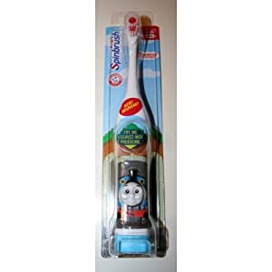 Spinbrush Kids - Thomas and Friends Electric Toothbrush