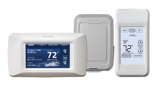 YTHX9321R5003 HONEYWELL HD COLOR SYSTEM KIT PRESTIGE HD SYSTEM REDLINK ENABLED INCLUDES THE PORTABLE COMFORT CONTROL (REMOTE) + WIRELESS OUTDOOR TEMPERATURE SENSOR AND HIGH DEFINITION COLOR (Honeywell Comfort Control compare prices)