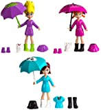 Mattel Polly Pocket Rainy Day Playset X1212