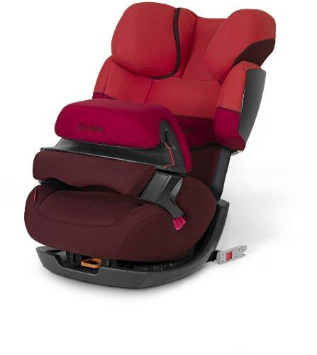 Opiniones de cybex pallas fix silla de coche grupo 1 2 3 9 36 kg 9 meses 12 a os con isofix - Silla cybex grupo 2 3 isofix ...