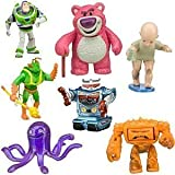 Disney Toy Story 3 Villains Figure Play Set -- 7-Pc.