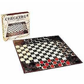 Checkers 4 (4 Player Checkers)