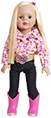 Madame Alexander Favorite Friends Cowgirl Cool 18 Doll
