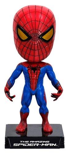 THE AMAZING SPIDER-MAN(アメイジング スパイダーマン)SPIDER-MAN(スパイダーマン)WACKY WOBBLER BOBBLE-HEAD【並行輸入品】