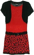 Planet Gold Girl39s Drop Waist Sweater Dress