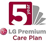 LG 5-Year Service Coverage for LCD TVs ($901-$1,000)