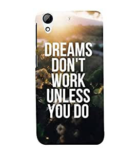 Life Quote 3D Hard Polycarbonate Designer Back Case Cover for HTC Desire 626 :: HTC Desire 626 Dual SIM :: HTC Desire 626S :: HTC Desire 626 USA :: HTC Desire 626G+ :: HTC Desire 626G Plus