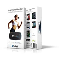 The Runalyzer blue® Heart Rate Monitor for iOS (Apple) and Android