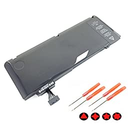 LQM® High quality Laptop Battery for Apple MacBook Pro 13\'\' A1322 A1278 (2009 2010 2011 Version) ,Compatible P/N: 661-5229 661-5557 020-6547-A 020-6765-A