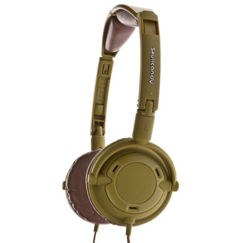 Skullcandy Lowrider Headphones W/Mic Scout Frontier (2012 Color), One Size