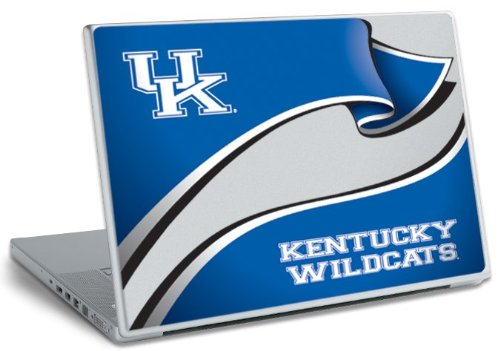 RoomMates RMK0232SS University of Kentucky Peel & Stick Laptop Wear at Amazon.com