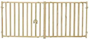 Midwest Pet Gate, 53-Inch to 96-Inch w