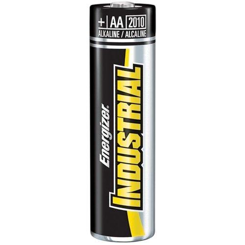 ENEEN91 - Energizer EN91 Industrial AA Alkaline Batteries, 2