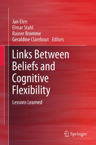 Links Between Beliefs and Cognitive Flexibility