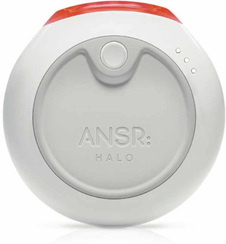 Ansr Halo Anti-Aging LED Light Therapy Technology (Packaging May Vary)