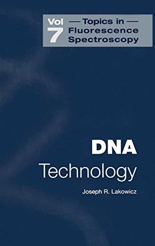 Topics In Fluorescence Spectroscopy, Vol. 7: Dna Technology