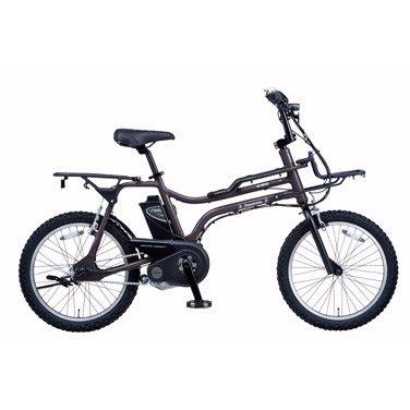 PANASONIC EZ ENZ033 N3[電動自転車(20インチ) 5Ah エコナビ アーマーグレー]