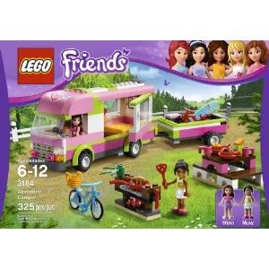 Toy / Game LEGO Friends 3184 Adventure Camper With Thousands Of Customizable Fashion And Accessory Combinations Picture
