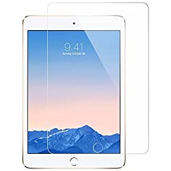 Lifetime Warranty iPad Air Air 2 Screen Protector Tempered Glass ESR High Definition Tempered Glass Screen Protector for Apple iPad Air 2 iPad Air First Generation Tempered Glass iPad mini 4