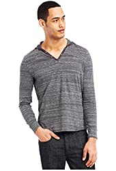 Kenneth Cole Mens Space Dyed Basic T-Shirt