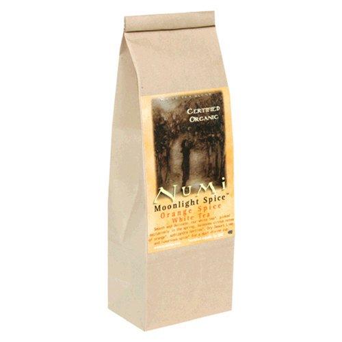 Buy Numi Tea Moonlight Spice, Orange Spice White Tea, Loose Leaf, 16-Ounce Bags (Pack of 2) (Numi, Health & Personal Care, Products, Food & Snacks, Beverages, Tea, White Teas, Loose Tea)