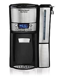Hamilton Beach 47950 12-Cup Beach BrewStation Dispensing Drip Coffeemaker made by Hamilton Beach