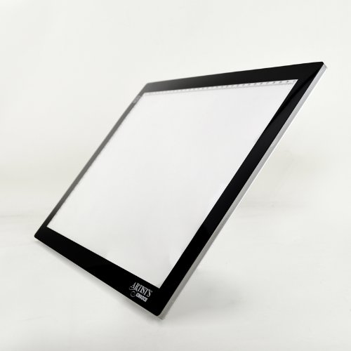 "Artist'S Choice 12"" X 8.5"" Led Light Tracing Table Light Box A4 Tattoo Pad"