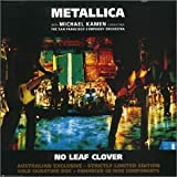 No Leaf Clover by Metallica (2000-05-02)