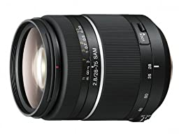 SONY mount interchangeable lens SAL2875 - International Version (No Warranty)