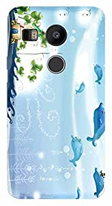 WOW Printed Designer Mobile Case Back Cover For LG Nexus 5X
