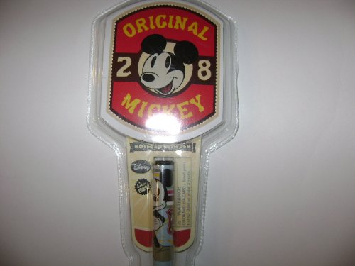 Disney Mickey Mouse Pen Notepad (Original 28 Mickey) - 1