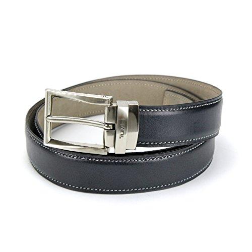 (トゥミ) TUMI ベルト ブライドル・レザー 15309 服飾小物 ベルト ブラック 黒 メタル[並行輸入品]