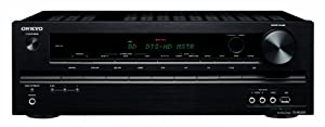 Onkyo TXSR309 AV Receiver - Black Finish